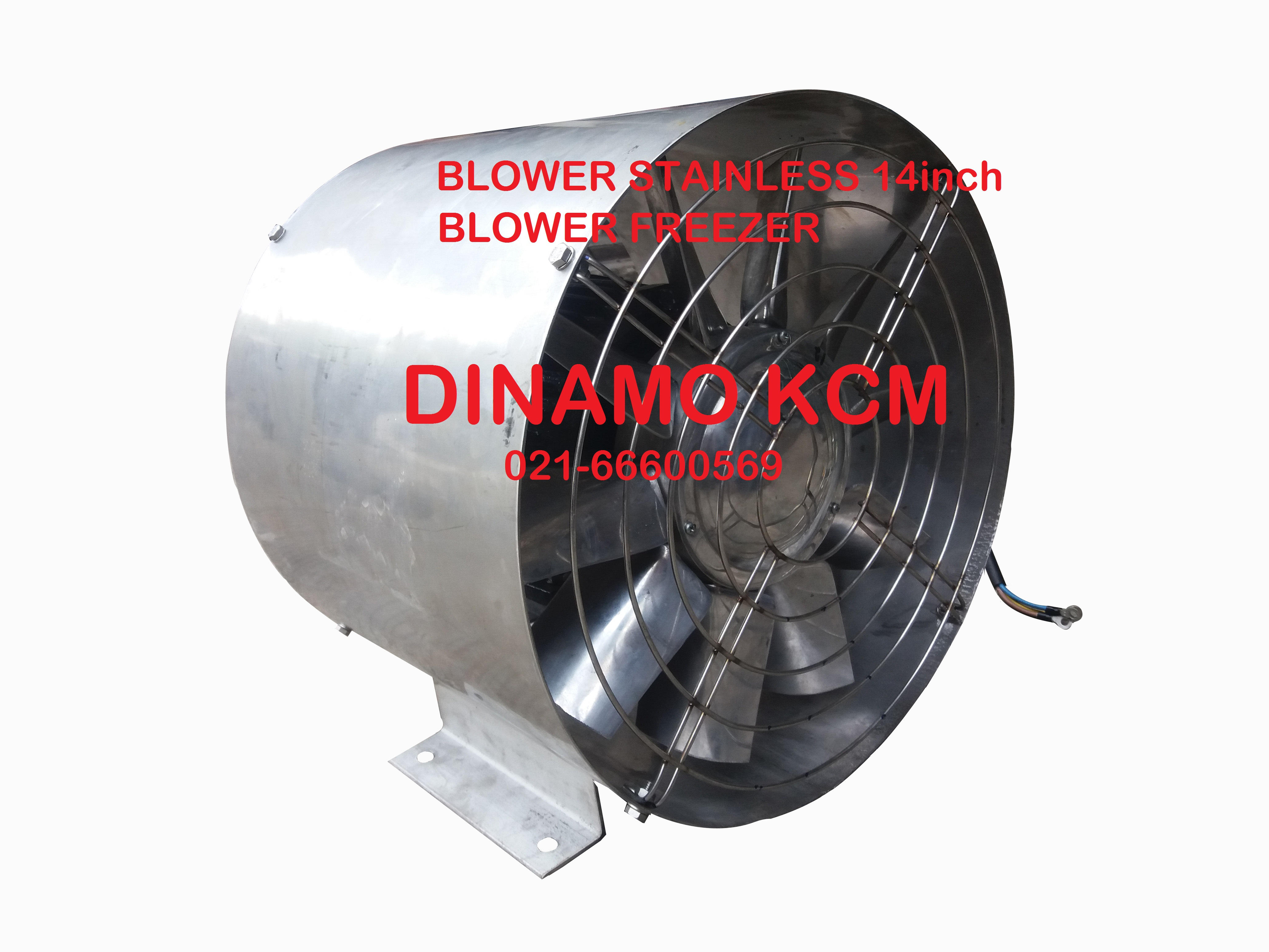 Blower Stainless - Blower Freezer